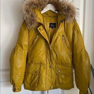 DIOR Goose filled Ski jacket